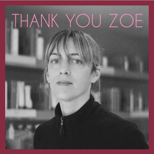 THANK YOU ZOE – CELEBRATING 20 YEARS AT BEAUTYVELL