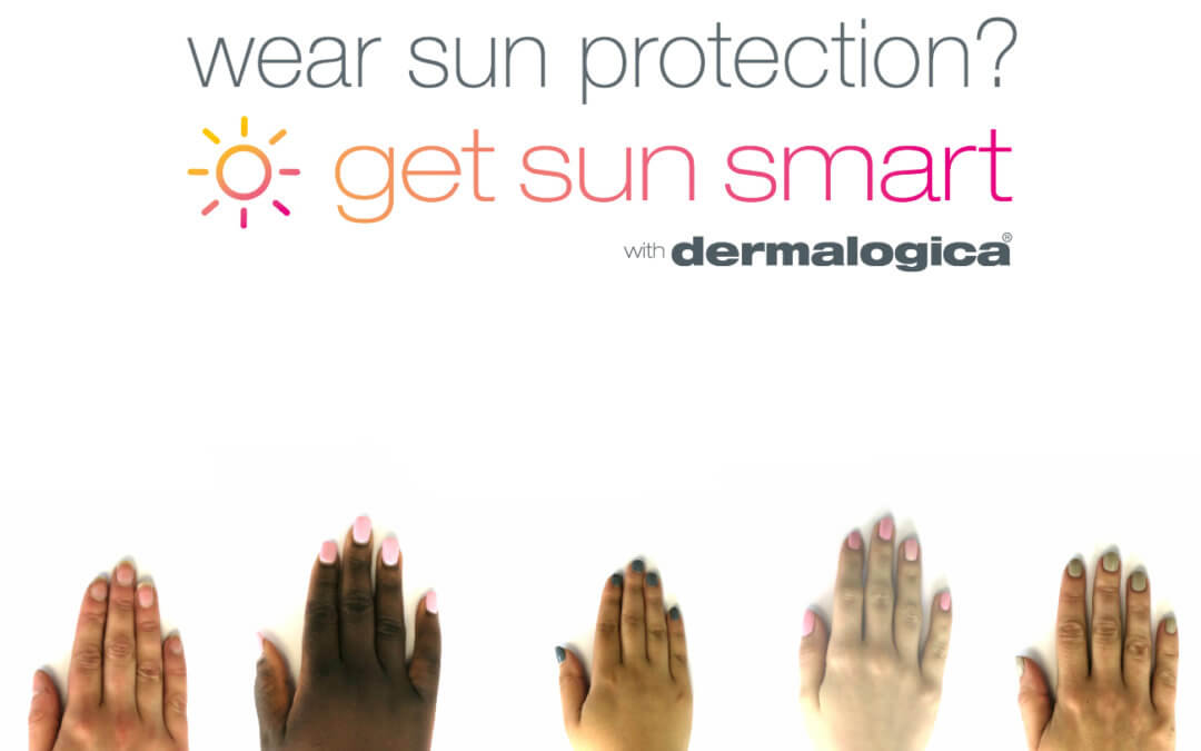 GET SUN SMART THIS SUMMER WITH DERMALOGICA SPF SKIN CARE AT BEAUTYVELL IN UXBRIDGE
