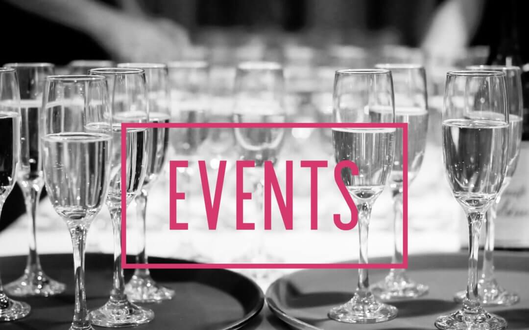 NOVEMBER 2018 – UPCOMING EVENTS