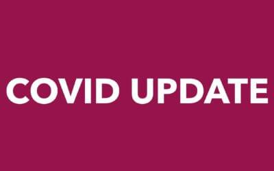 COVID UPDATE TUE 15 DECEMBER 2020